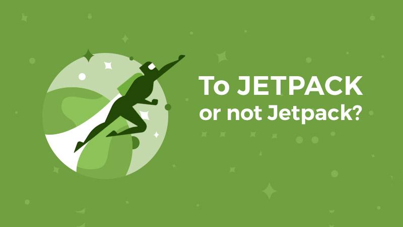 افزونه JetPack Security